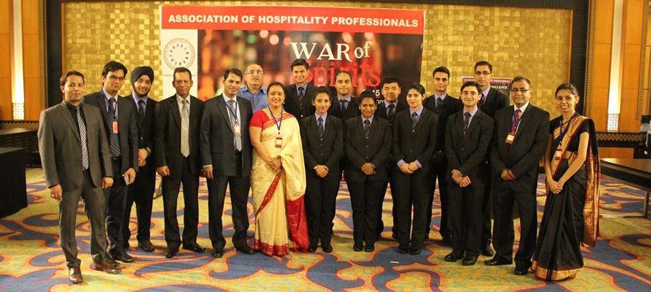 Hotel Management Institute team