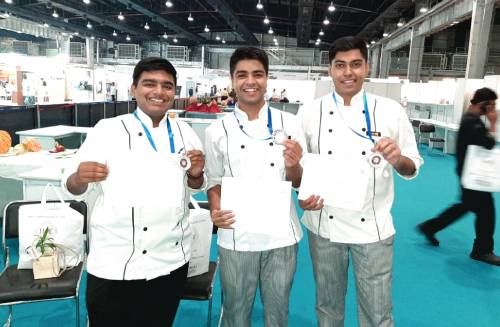 IHA Student in Cookery Competition