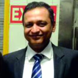 Ashwani Jain at IHA