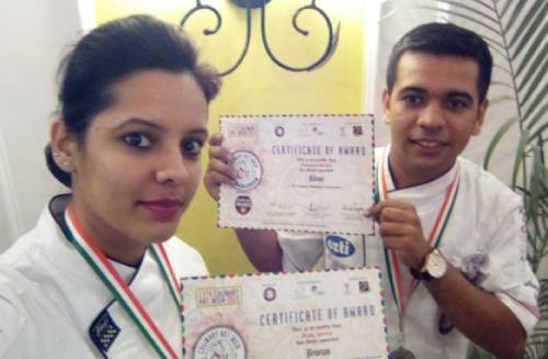 IHA Student in Cookery Competition 2