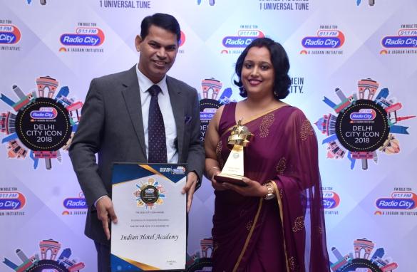 Top Hotel Management Institute IHA Award