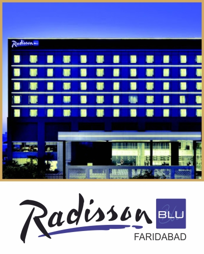 Hotel Radisson Blu Faridabad