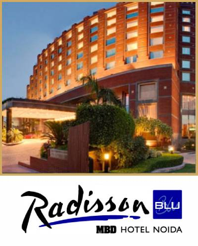 Hotel Radisson Blu MBD Noida