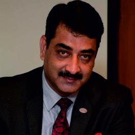 Mr. Rajeev Sas IHA Advisory Board Member
